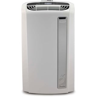 DeLonghi 14,000 BTU Portable Air Conditioner with Heat Pump and BioSilver Air Filter