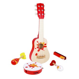 Classic World Toys Star Multicolored Kids Music Set