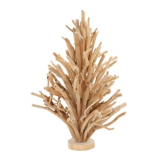 Creative Styled Attractive Driftwood Tree