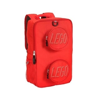 LEGO Brick Backpack - Red