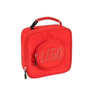 LEGO Brick Lunch - Red