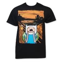 'Adventure Time' Screaming Tee Shirt