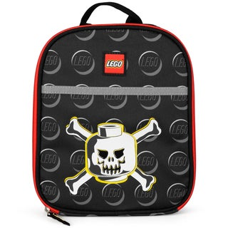 LEGO Skeleton Print Polyester Vertical Lunch Tote