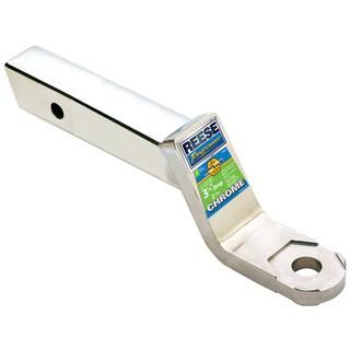 Reese Towpower 7034411 3-1/4-inch Drop Chrome InterLock Draw Bar