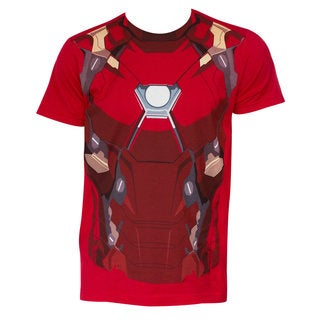 'Captain America: Civil War' Iron Man Costume Shirt