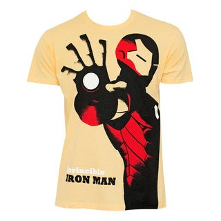 Michael Cho Iron Man Yellow Shirt