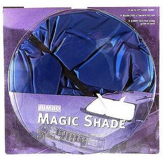 Auto Expressions 1203006B 28.5-inch X 31.5-inch Magic Shade Sunshade