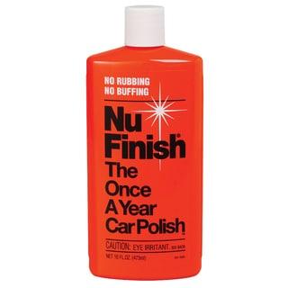 Nu Finish NF-76 16 Oz Nu Finish The Once A Year Car Polish