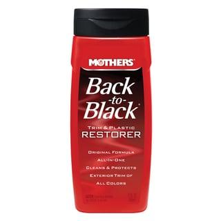 Mothers 06112 12 Oz Back To Black