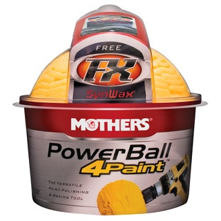 Mothers 05147 4 Oz Mothers PowerBall 4Paint