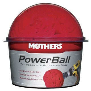 Mothers 05140 PowerBall Polishing Tool