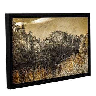 Richard James's 'Belvedere' Gallery Wrapped Floater-framed Canvas