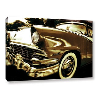 Richard James's 'Fairlane' Gallery Wrapped Canvas