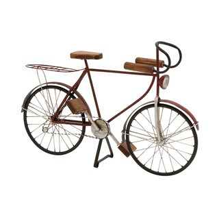 Amazing Styled Fancy Metal Wood Bicycle