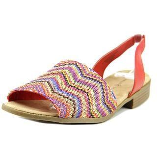 Karen Scott Women's 'Jonnah' Synthetic Sandals