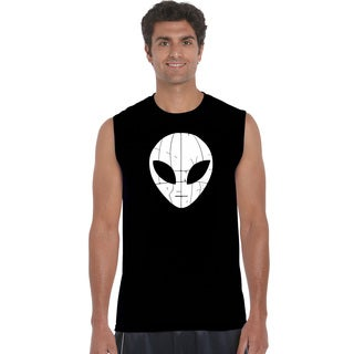 Men's I Come in Peace Sleeveless T-shirt