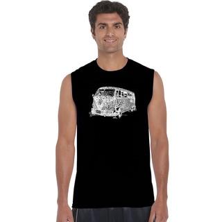 Men's Cotton Sleeveless 70s T-shirt