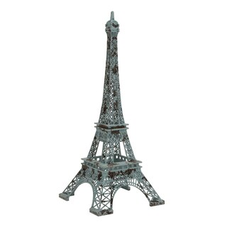 The Cool Metal Eiffel Tower