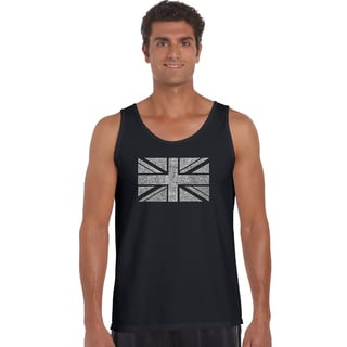 Men's Union Jack Tank Top