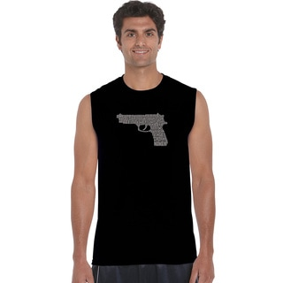 Men's Right To Bear Arms Cotton Sleeveless T-shirt