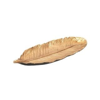 Gorgeous Ps Copper Feather Tray
