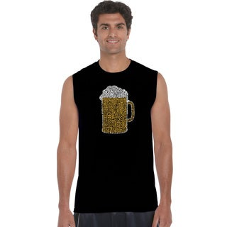 Men's Slang Terms for Being Wasted Sleeveless T-shirt