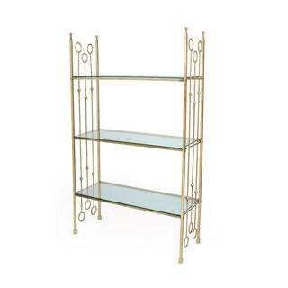 Ringed Shelving Unit