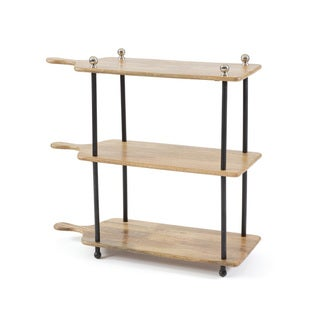 Pizza Board Shelving Unit