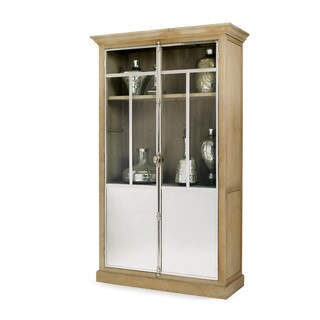 Hip Vintage Brighton Wood Cabinet