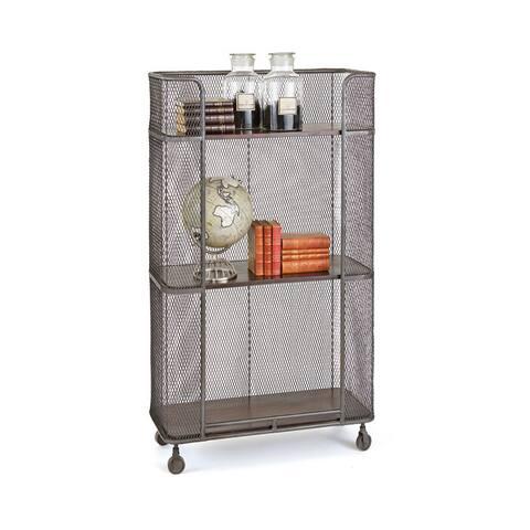 3 Shelves Wire Shelving Unit