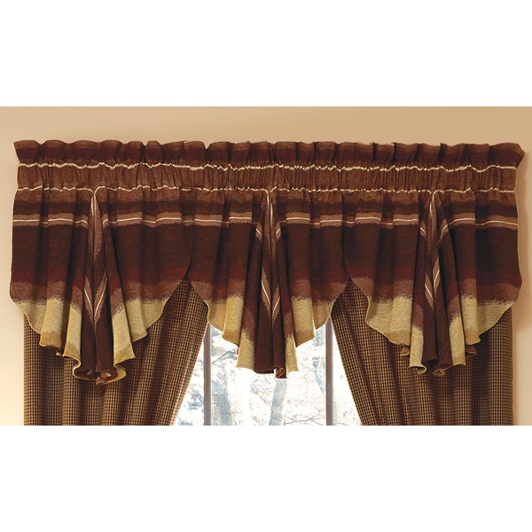 Shop croscill highlands valance free shipping today 11835490 - Boutique free valence ...