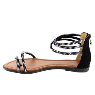 Beston Gc36 Flat Zoris Sandals