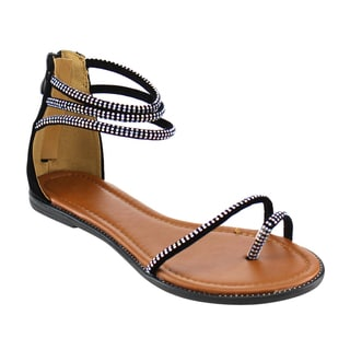 Beston Gc36 Flat Zoris Sandals