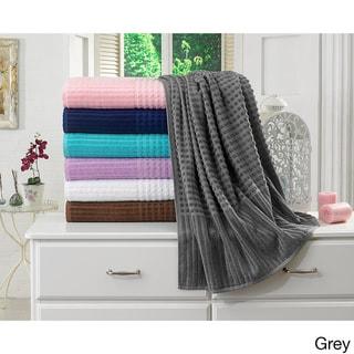 Berrnour Home Piano Collection Turkish Cotton Luxury Bath Sheet