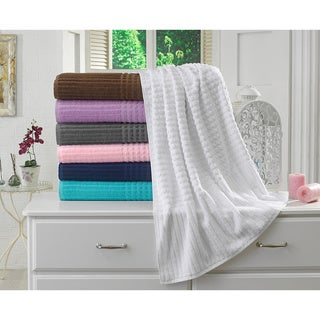 Berrnour Home Piano Collection Turkish Cotton Luxury Bath Sheet