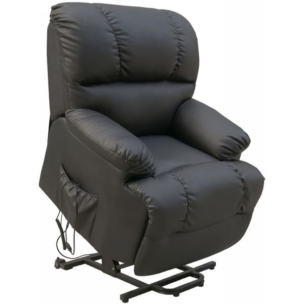 iLIVING Premium Power Lift Recliner Chair Free Shipping