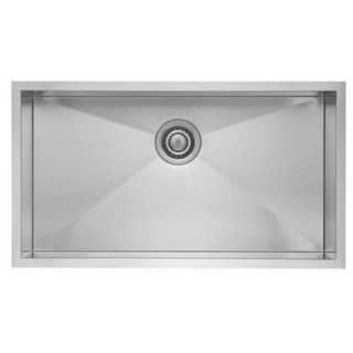 Blanco Quatrus R0 Super Single Stainless Steel Bowl Sink