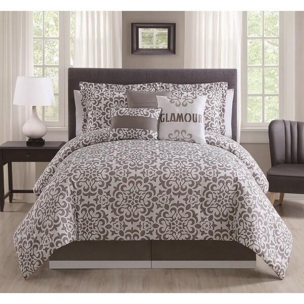 Glamour Medallion 7-piece Comforter Set