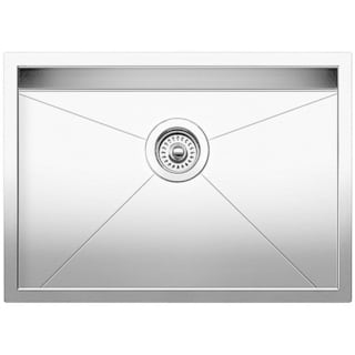 Blanco Quatrus R0 Medium Single-bowl Sink