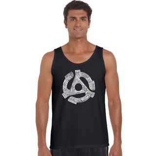 Men's Record Adapter Tank Top