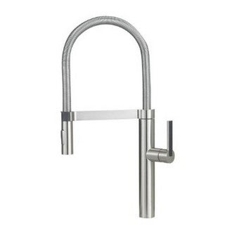 Blanco Culina Semi-pro Satin-nickel Kitchen Faucet