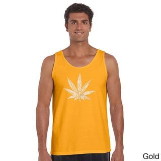 Men's Tank Top - 50 Different Street Terms For Marijuana