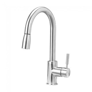 Blanco Sonoma Stainless Steel Pull Down Faucet