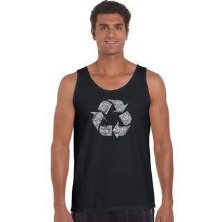 Men's Cotton 86 Recyclable Products Tank Top