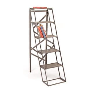 Hip Vintage Factory Ladder Iron Bookshelf