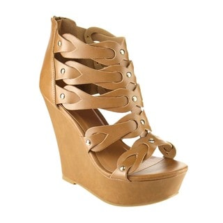 Beston Women's Wedge Sandals