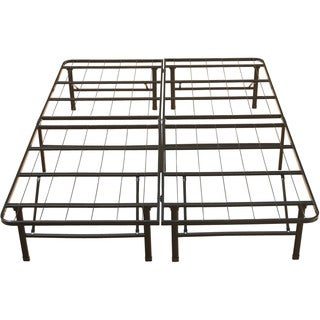 Hanover Metro Black Steel Queen-size Bonus Bed Base