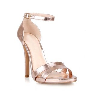 Beston Gc11 Ankle Strap Heels