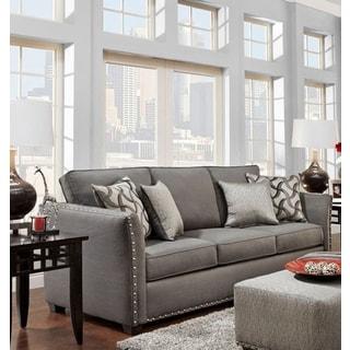 Sofa Trendz Brice Chenille Sofa
