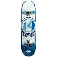 Kryptonics POP Series Blue China Maple Wood 31x7.75-inch Complete Skateboard
